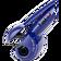 Babyliss - Ondulator automat BaByliss Curl Secret C904PE, element ceramic profesional - Albastru