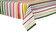 Heinner - Fata de masa, Heinner, HR-TCOV200-PK01, 150x200 cm, bumbac - Roz-alb-bej