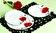 Vanora - Serviciu de masa VANORA Home Rosa 18 piese portelan VN-NE-077 - Multicolor