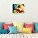 Horizon - Tablou decorativ canvas Horizon - Multicolor