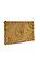 BORRO Design - Geanta Handmade Gold Circle - Auriu