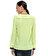 CRISSTALUS - Bluza cu maneci lungi - Lime