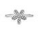 Diamond Style - Inel Diamond Style DAISYSTACKRING - Argintiu