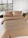 Eponj Home - Cuvertura de pat Eponj Home, 143EPJ5202, 200 x 240 cm, bumbac - Bej