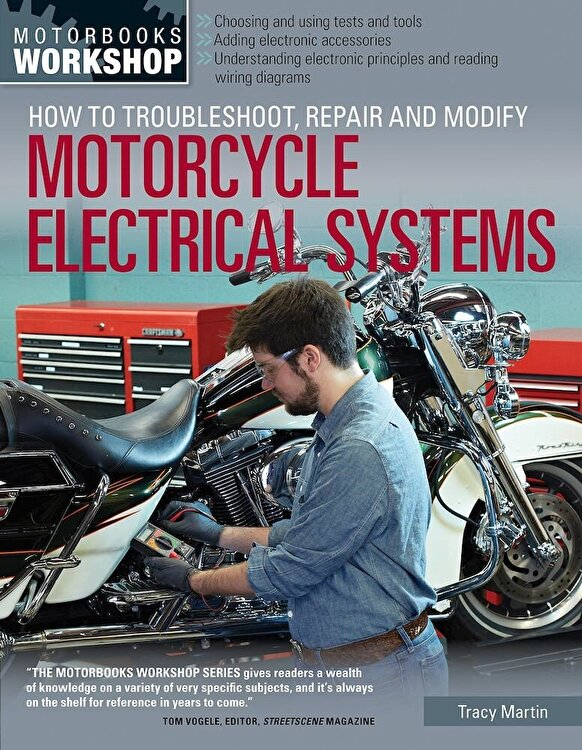 How to Troubleshoot Repair and Modify Motorcycle Electrical Systems Paperback