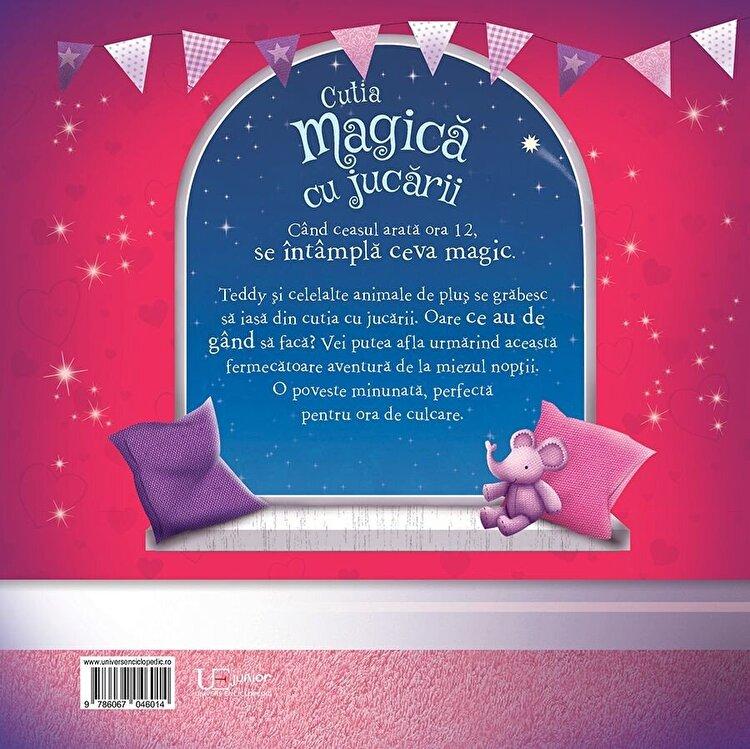 Coperta Carte Cutia magica cu jucarii