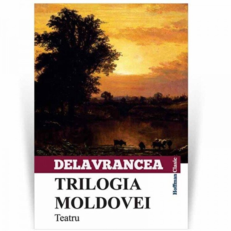 Coperta Carte Trilogia Moldovei