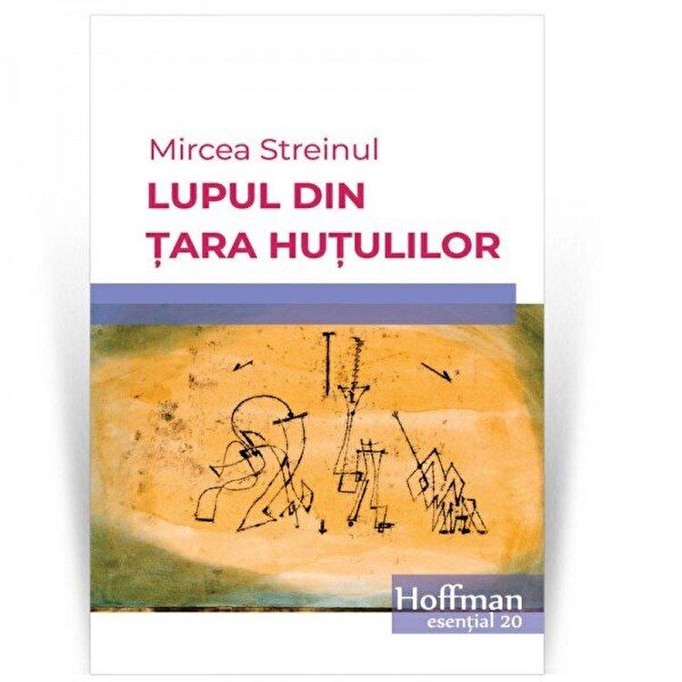Coperta Carte Lupul din Tara Hutulilor