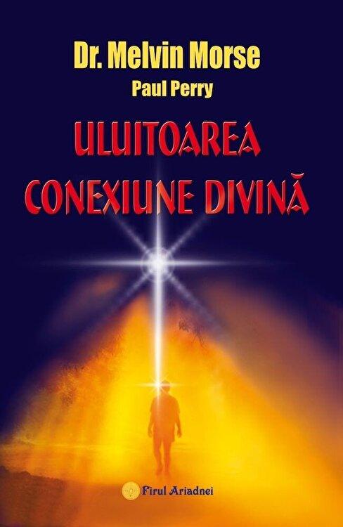 Coperta Carte Uluitoarea conexiune divina