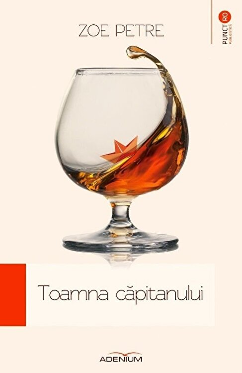Coperta Carte Toamna capitanului
