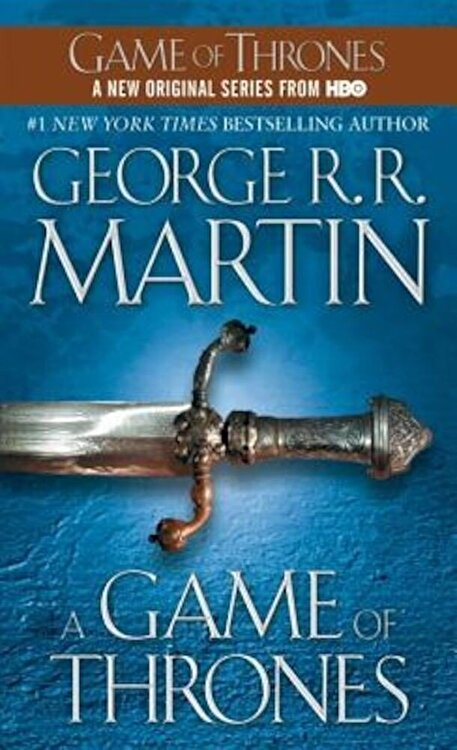 A Game of Thrones: A Song of Ice and Fire: Book One Paperback
