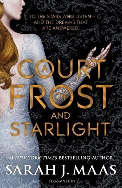 Court of Frost and Starlight, Paperback fotografia produsului