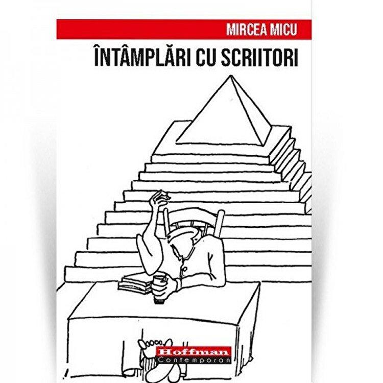Coperta Carte Intamplari cu scriitori