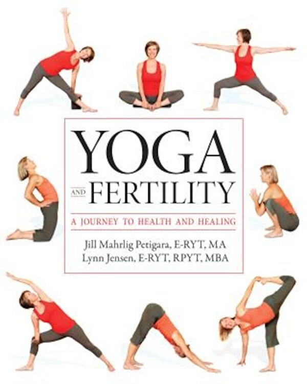 Yoga and Fertility: A Journey to Health and Healing Paperback