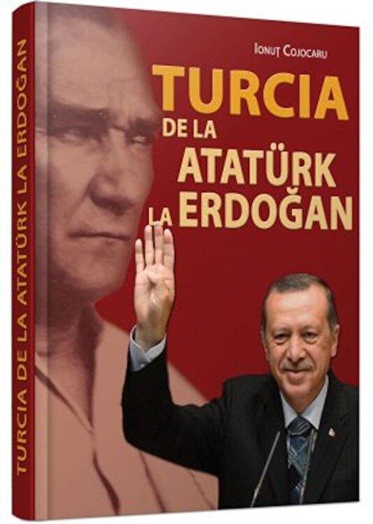 Coperta Carte Turciade la Ataturk la Erdogan