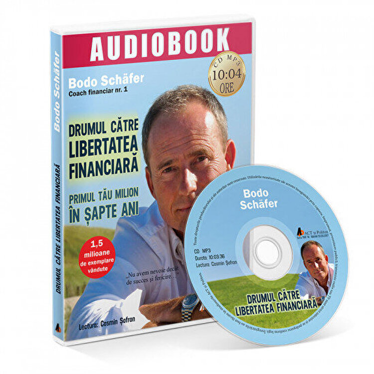 Drumul catre libertatea financiara - Bodo Schafer PDF | Carte PDF - Citești instant