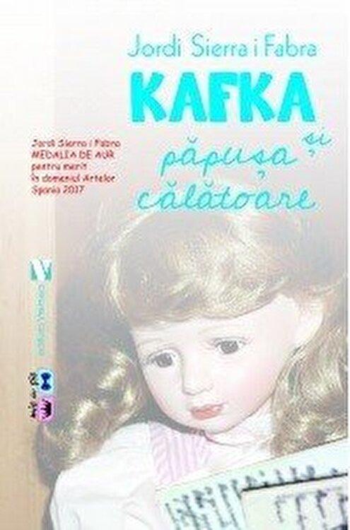Coperta Carte Kafka si papusa calatoare