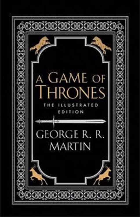 Game of Thrones Hardcover