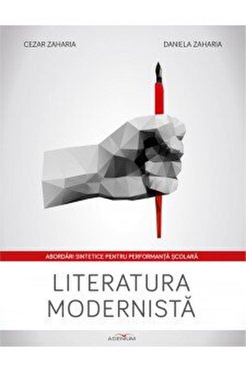 Coperta Carte Literatura modernista. Abordari sintetice pentru performanta scolara