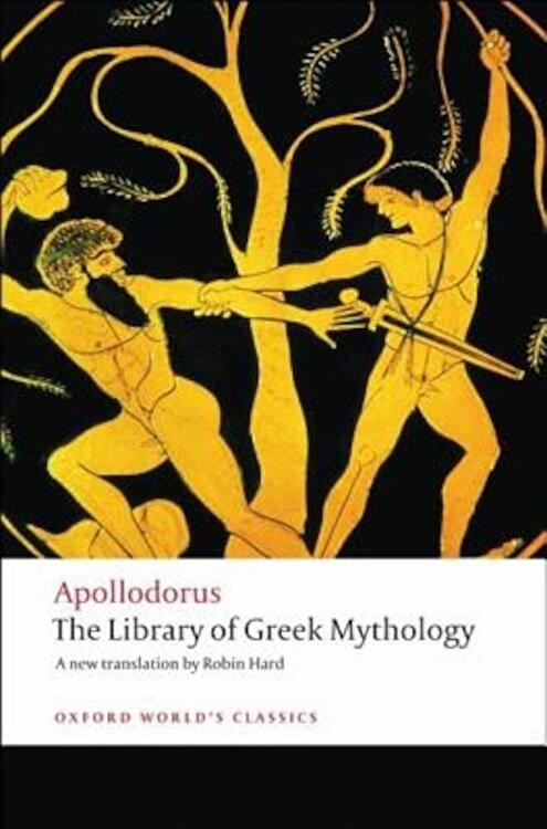 The Library of Greek Mythology, Paperback