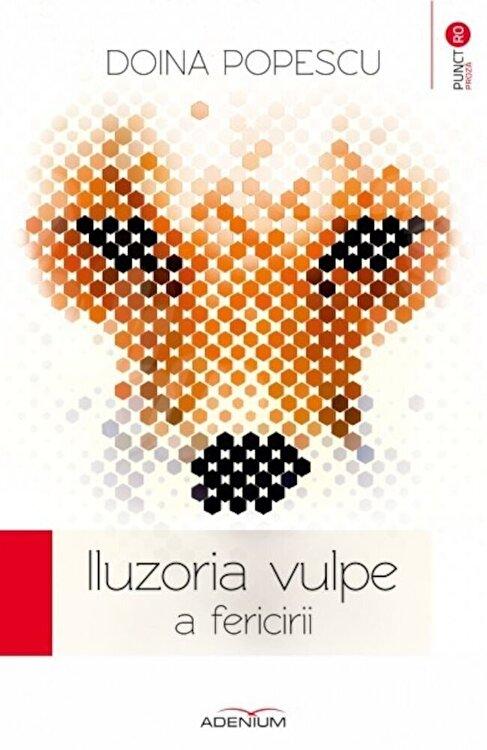 Coperta Carte Iluzoria vulpe a fericirii