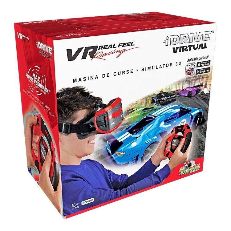 iDrive Simulator 3D Virtual - Masina de curse