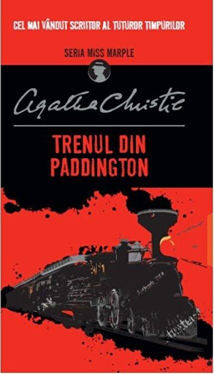 Coperta Carte Trenul din Paddington