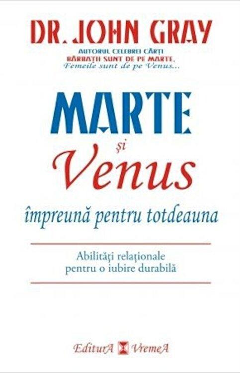 Coperta Carte Marte si Venus impreuna pentru totdeauna