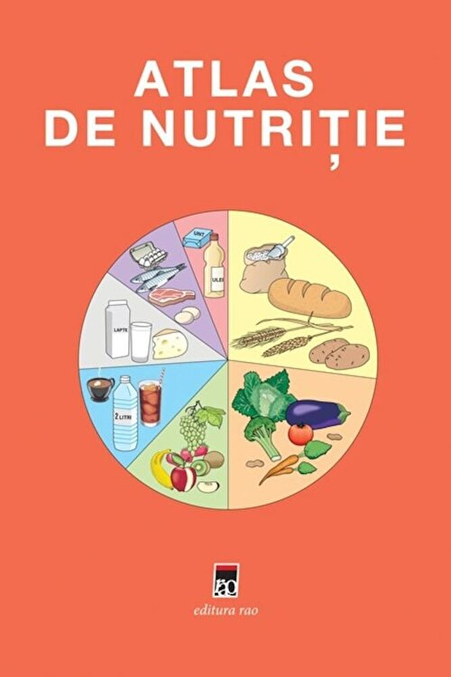 Coperta Carte Atlasul de nutritie