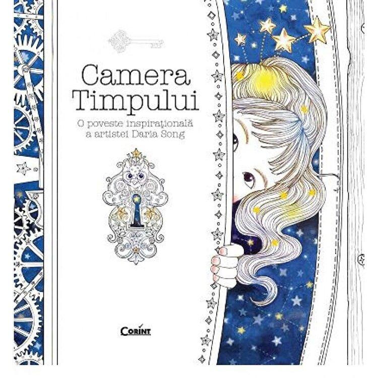 Coperta Carte Camera Timpului. O poveste inspirationala a artistei Daria Song