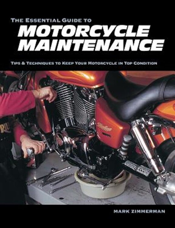 The Essential Guide to Motorcycle Maintenance Paperback