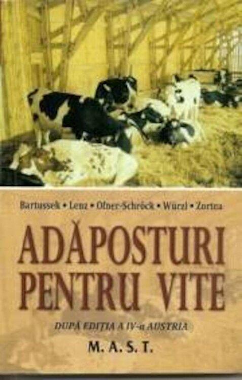 Coperta Carte Adaposturi pentru vite