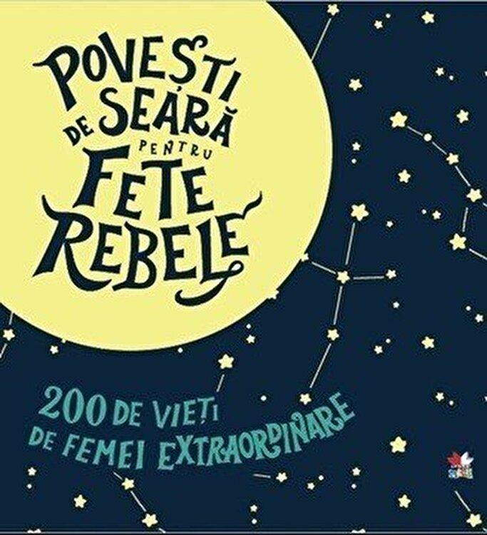 Coperta Carte Pachet povesti de seara pentru fete rebele. 2 volume