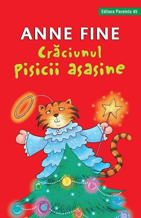 Coperta Carte Craciunul pisicii asasine