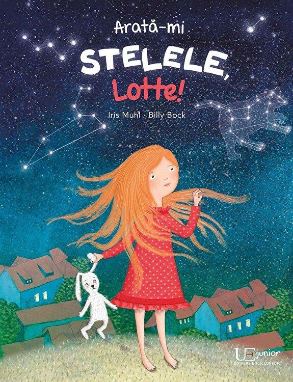 Coperta Carte Arata-mi stelele Lotte!
