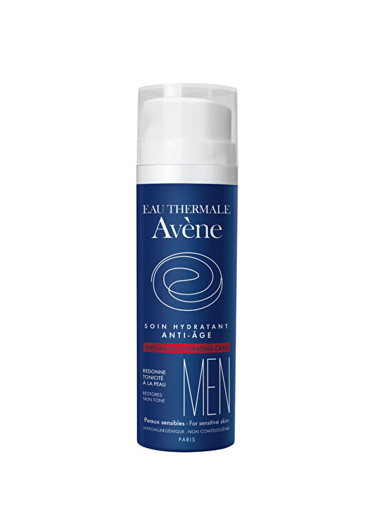 Crema anti-imbatranire hidratanta Avene Men, 50 ml