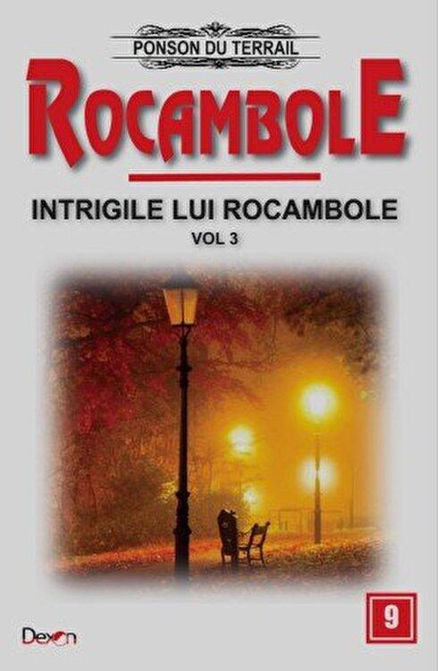 Coperta Carte Rocambole 9 - Intrigile lui Rocambole 3
