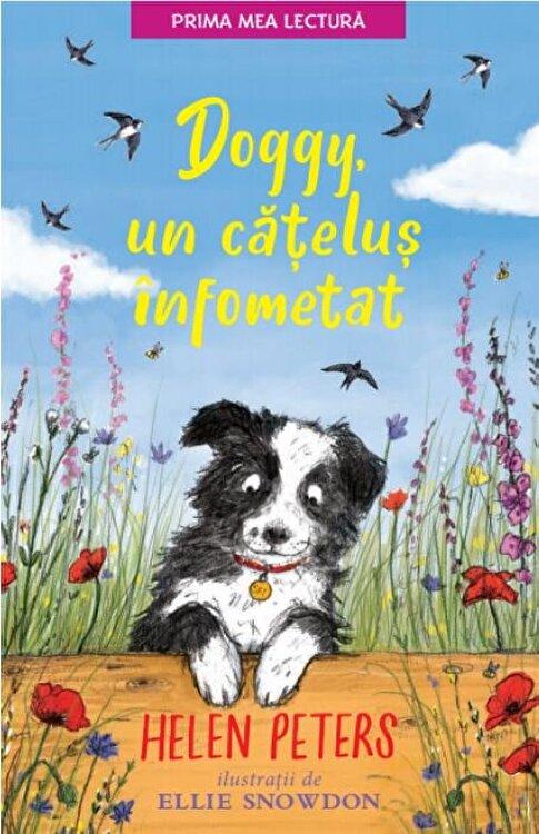 Coperta Carte Doggy, un catelus infometat