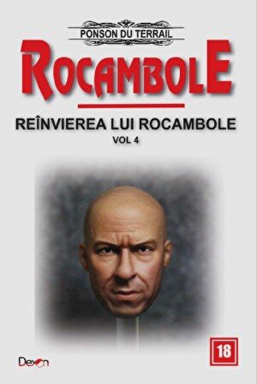 Coperta Carte Rocambole 18 - Reinvierea lui Rocambole 4