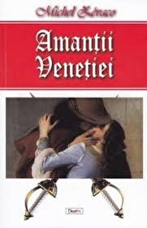 Coperta Carte Amantii Venetiei
