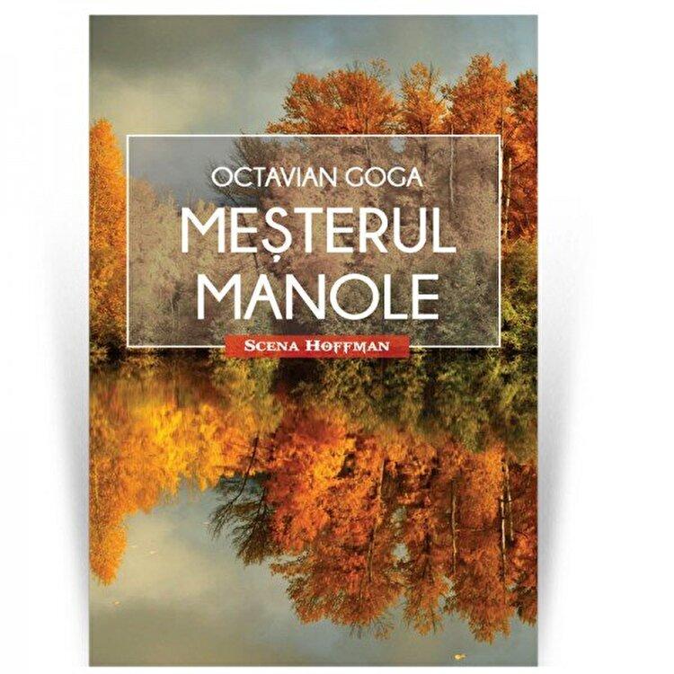 Coperta Carte Mesterul Manole
