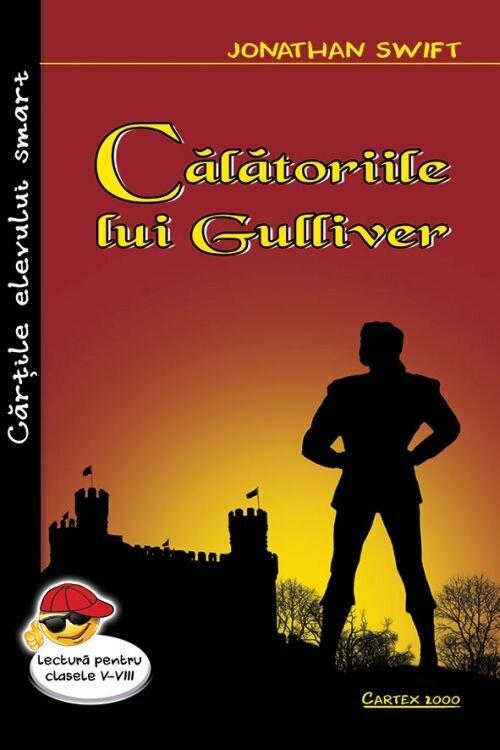 Coperta Carte Calatoriile lui Gulliver