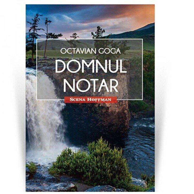 Coperta Carte Domnul Notar