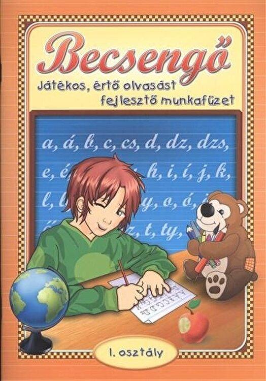 Coperta Carte Becsengo - Jatekos, erto olvasast fejleszto munkafuzet