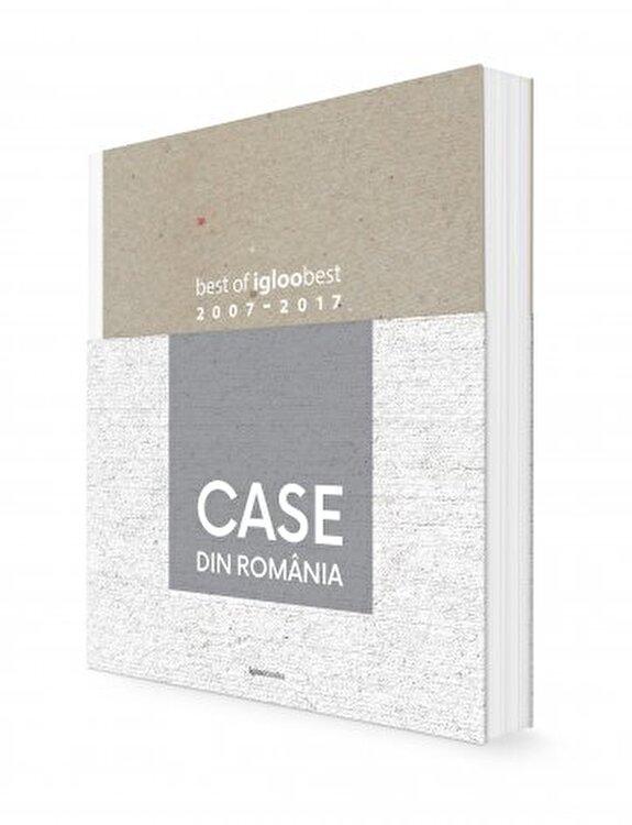 Coperta Carte Case din Romania. Best of igloobest 2007-2017