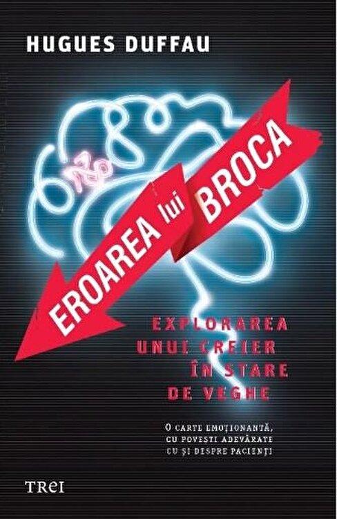 Coperta Carte Eroarea lui Broca