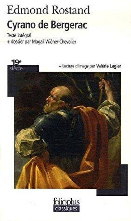 Coperta Carte Cyrano de Bergerac