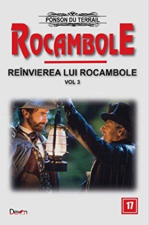 Coperta Carte Rocambole 17 - Reinvierea lui Rocambole 3