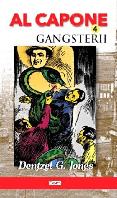 Coperta Carte Al Capone 4 - Gangsterii