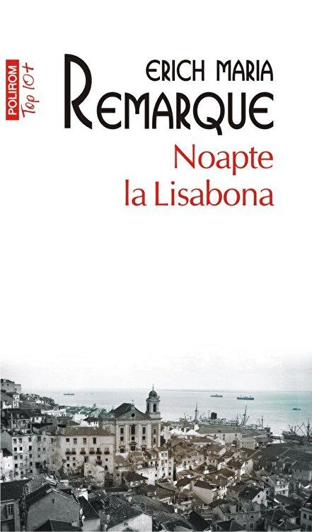Coperta Carte Noapte la Lisabona
